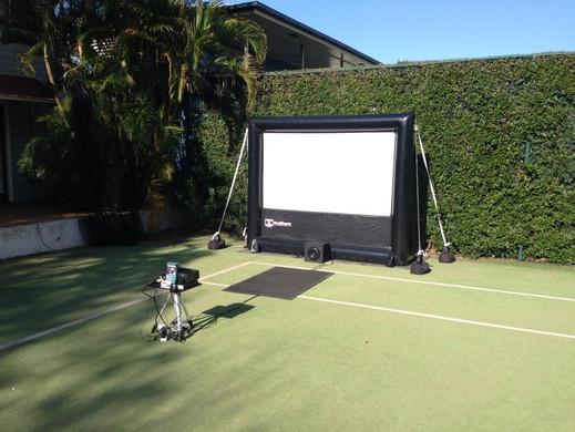 Tennis Cinema