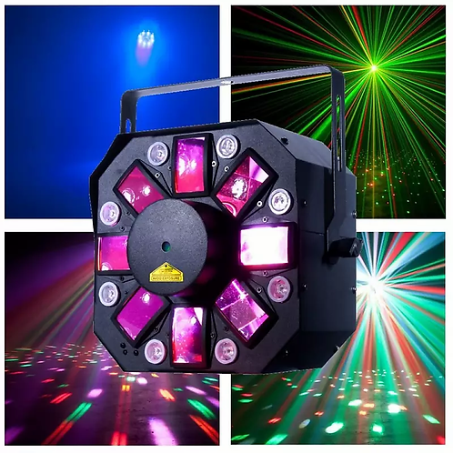 3 in 1 Party light