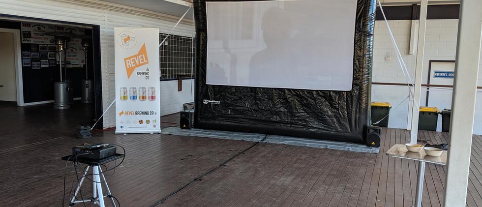 3.5m Cinema System