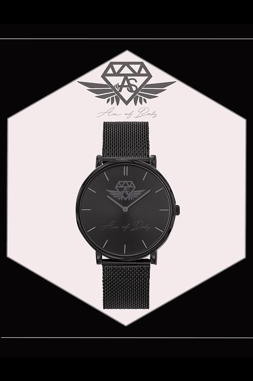 Montre Luxury Black