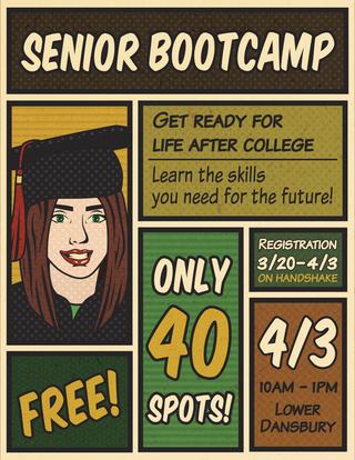 Senior Boot Camp