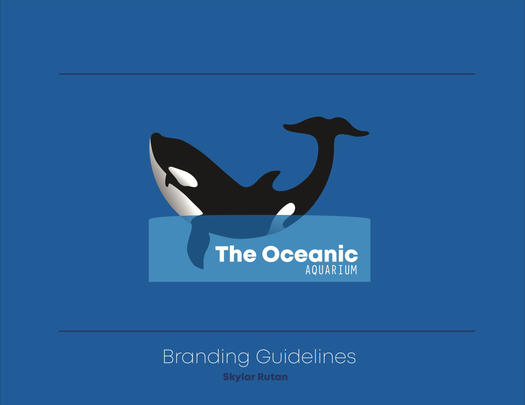 The Oceanic Branding Guidelines