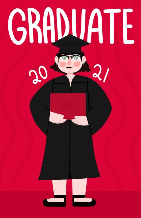 Graduation Illustration 1