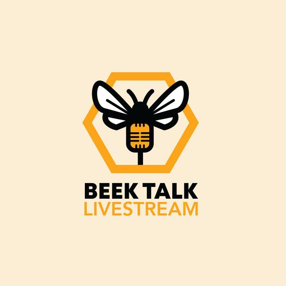 Beek Talk Livestream Logo