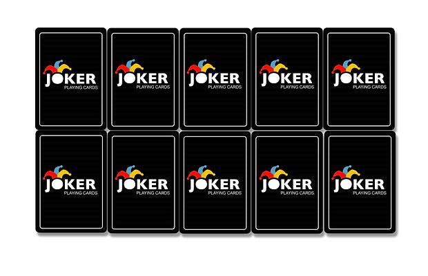 Back of Cards