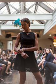 Leighanne Mroczka Fashion Show