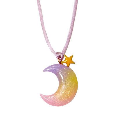 Moonbeam Necklaces - Yellow Star