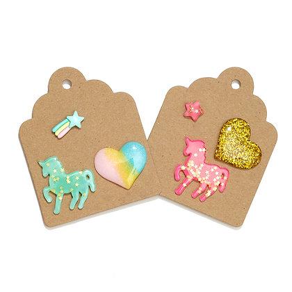 Unicorn Tie Tack Pins