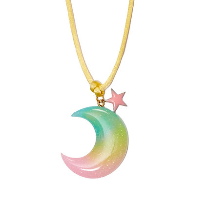 Moonbeam Necklaces - Pink Star