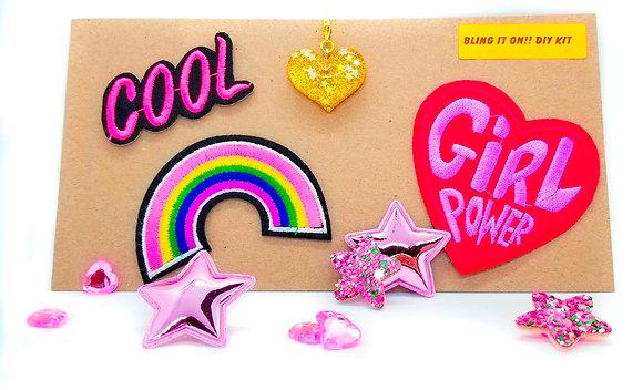 Girl Power Bling Kit