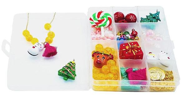 Winter Holiday Jewelry Kit