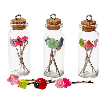 Bobby Pin Bottles