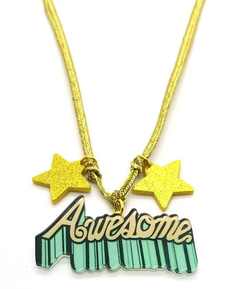 Wacky Awesome Necklace
