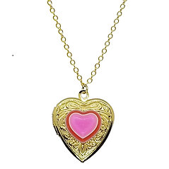 Be Mine Heart Locket