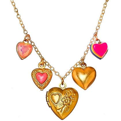 Multi-Heart Necklace