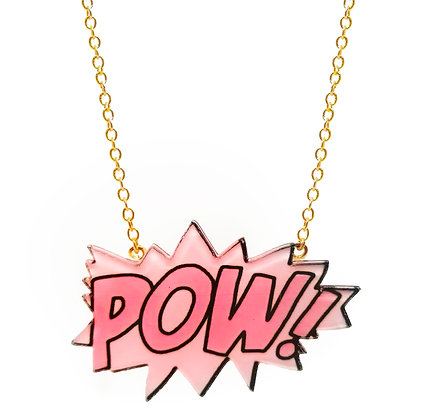 POW Action Necklace