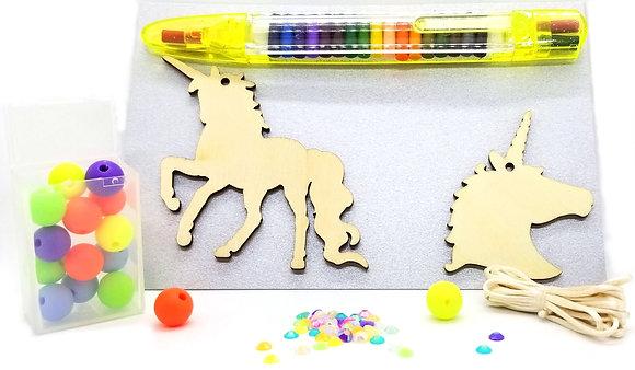 Unicorn Pendant Kit