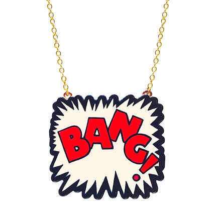 BANG Action Necklace