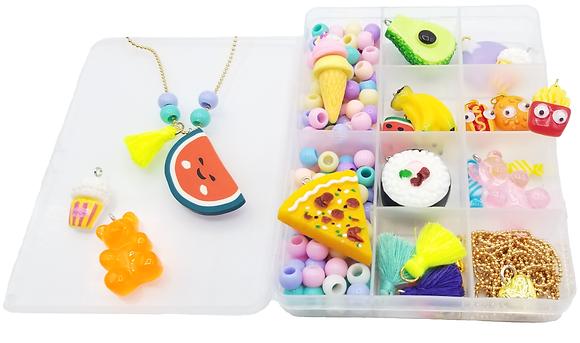Foodie Jewelry Kit