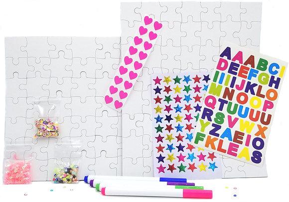 DIY Puzzle Kit