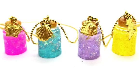 Magic Potion Charm Necklaces