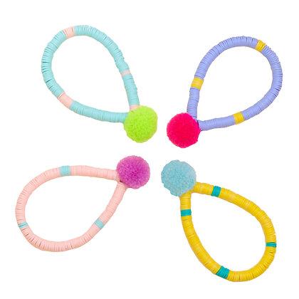 Pomsicle Bracelets