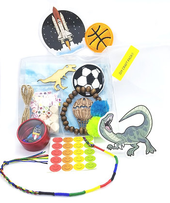 Craft Pack (Boy)