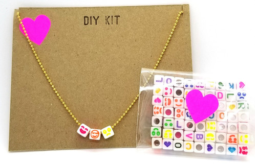 Do it yourself necklace kit solutioingenieria Image collections