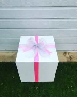 Balloon in a box - Gift wrapped!