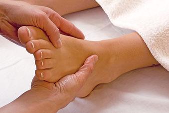 Avec soi massage des pieds Rennes