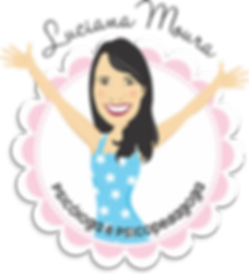Logo Luciana Moura Psicóloga
