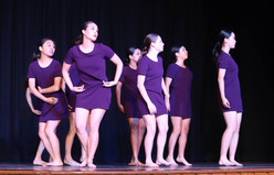 Piece by Piece — Contemporary Dance