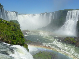 Iguazu Falls, three borders and many things to see.