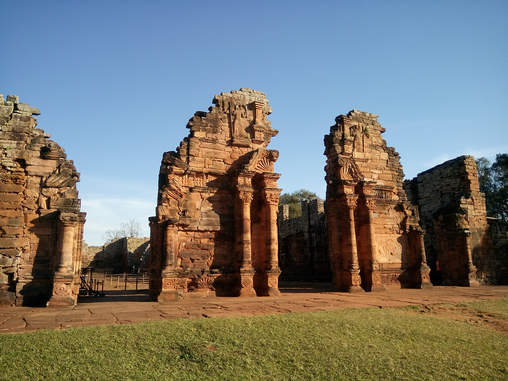 San Ignacio Jesuit Mission. iguazufallstourguide