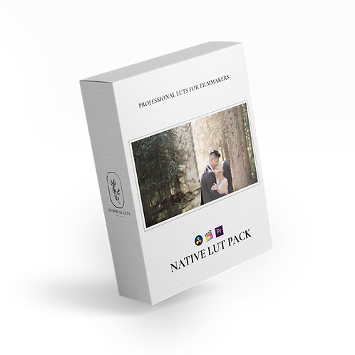 NATIVE LUT Pack