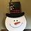 Thumbnail: Snowman hanging sign