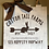 Thumbnail: Cotton Tail Farms hanging sign
