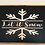 Thumbnail: Let it Snow indoor sign