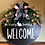 Thumbnail: Every Bunny Welcome hanging sign