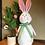 Thumbnail: Hippity Hop bunny PERSONALIZE any way you want
