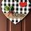 Thumbnail: Valentine's Door hanging sign