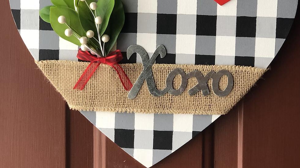 Valentine's Door hanging sign