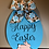 Thumbnail: Easter Egg hanging sign