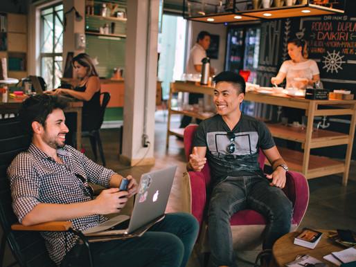Gouden tip voor freelancers 2: wees leuk