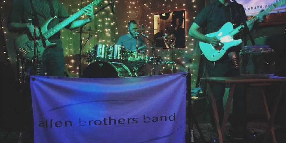 Allen Brothers Band 8pm
