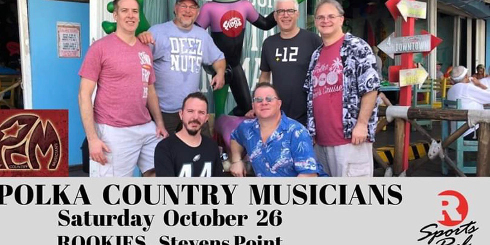Polka Country Musicians