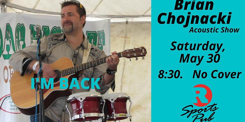 Brian Chojnacki Acoustic Show