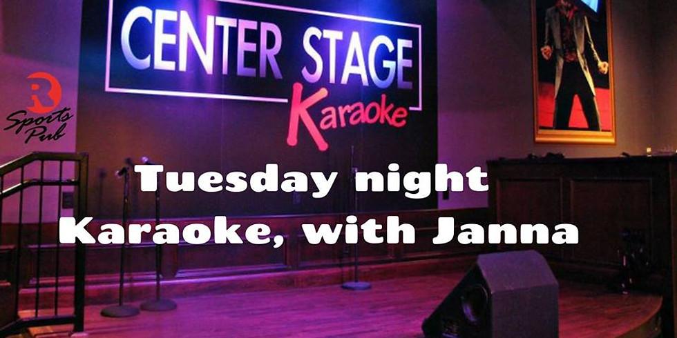 Tuesday Night Karaoke | 8pm