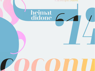 Typography Posters: Heimat Didone, Vitesse Sans