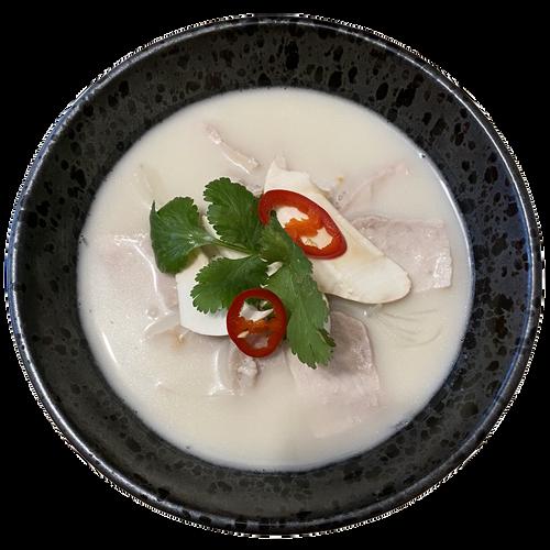 Ram's Tom Kha Chicken